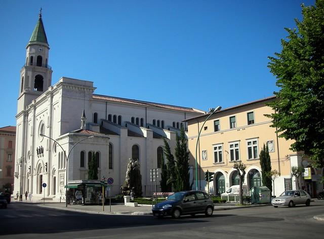 Pescara - Chiesa di San Cetteo