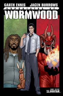 Chronicles of Wormwood Volume 1 | by Avatar Press