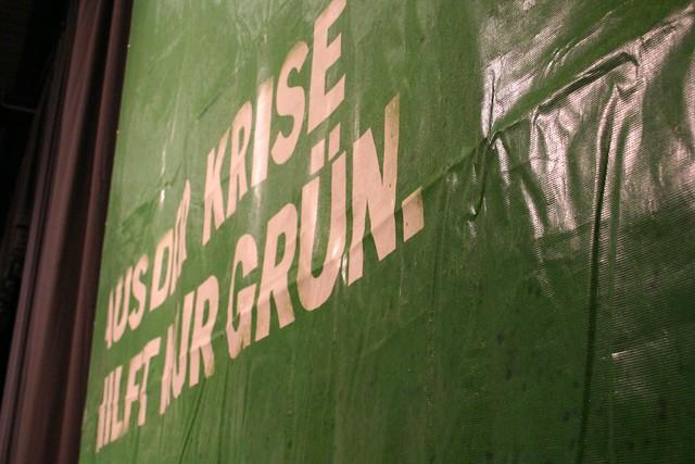 Auftrag: grün 16