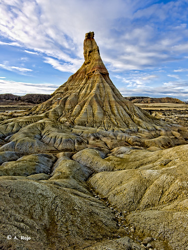 Las Bárdenas Reales (Navarra) | by FotoRojo  3.500k views 91 Explore