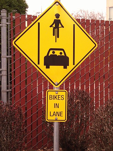 Bikes in lane | by selena marie