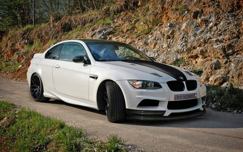 Onyx Concept BMW M3 E92 | by www.Dream-car.tv
