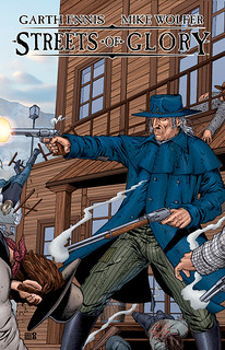 Streets of Glory Trade Paperback | by Avatar Press