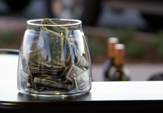 Tip Jar at Open Bar | by Dave Dugdale