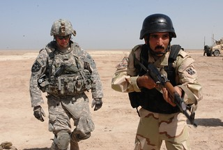 Basra training | by The U.S. Army