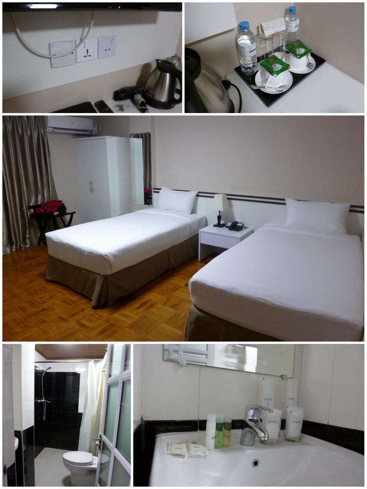 Hotel ESTA Yangon facilities