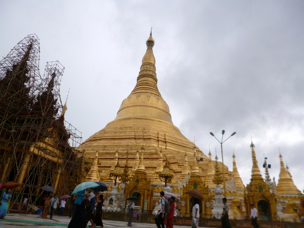 Benefits of visiting Myanmar during rainy season