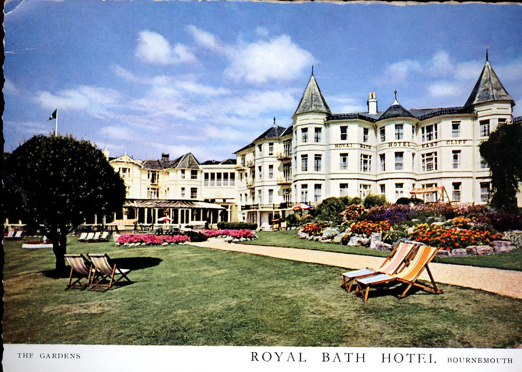 Royal Bath Hotel Bournemouth