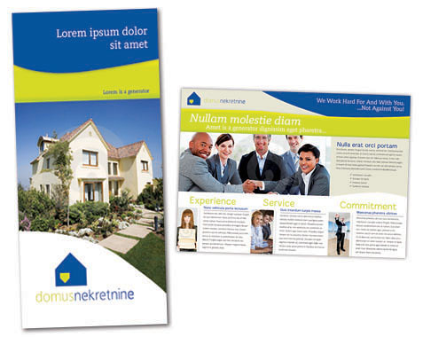 Real Estate Brochure Template | Real Estate Brochure Templat… | Flickr
