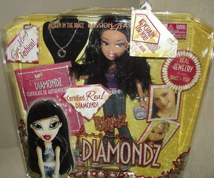 Bratz Forever Diamondz Jade!!! Won On Ebay Today The 29th ...
