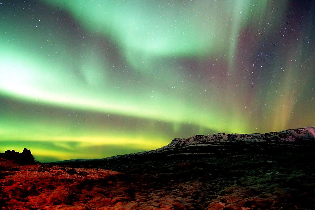 Aurora Borealis Color Palette