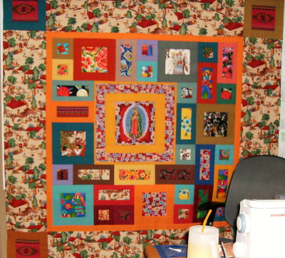 Mexican Quilt Top II | one of 4 Mexican themed quilts given … | Flickr : mexican quilt - Adamdwight.com