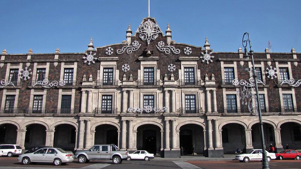 Palacio De Gobierno Fachada Palacio De Gobierno Del