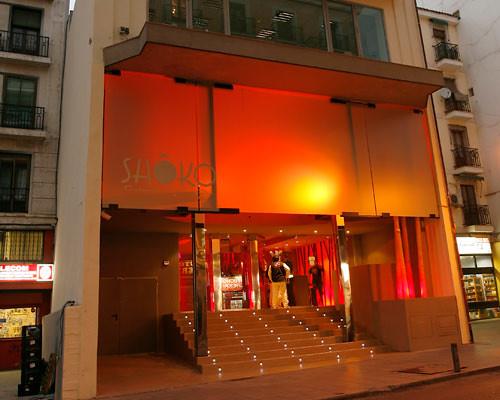 Futur2 Dise O Shoko Restaurante Club Madrid 7
