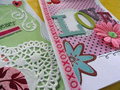Handmade Valentine's Day Cards | by Salon de Maria
