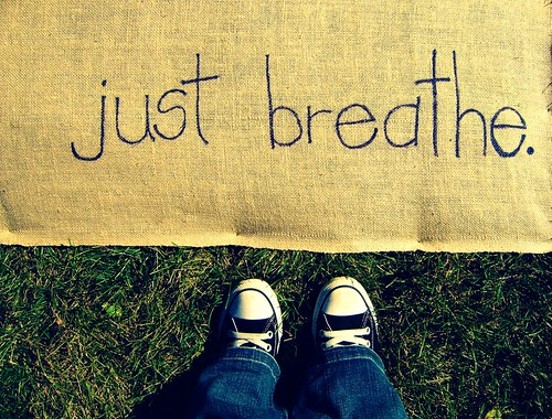 just breathe | by chintermeyer