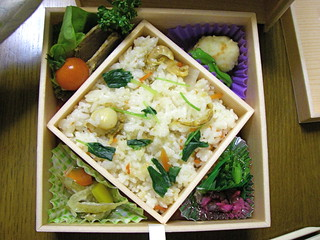 Fancy bento | by Blue Lotus