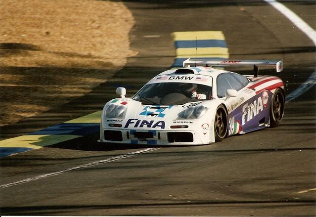 Mclaren F1 Gtr Le Mans 1996 Flickr Photo Sharing