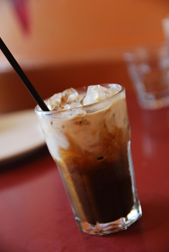 Thai Iced Coffee with ...
