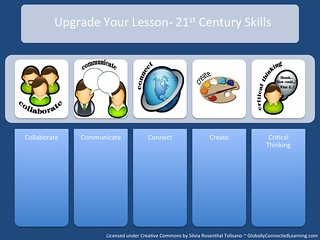 Upgrade Your Lesson For 21st Century Skills | by langwitches