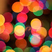the first bokeh of Christmas