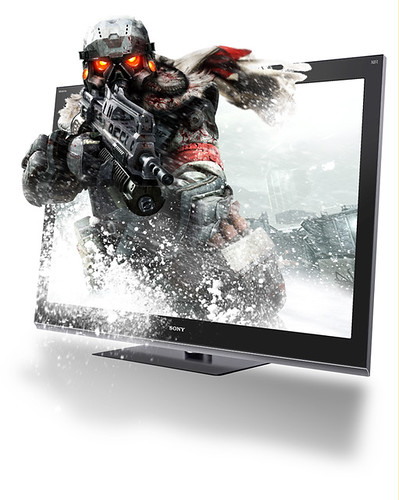 Killzone 3 in stereoscopic 3D for PS3 | by PlayStation.Blog