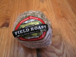 Field Roast Chao Cheese | by veganbackpacker
