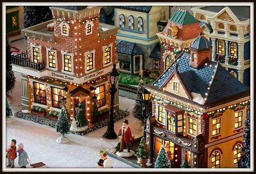 victorian christmas scenes - photo #19