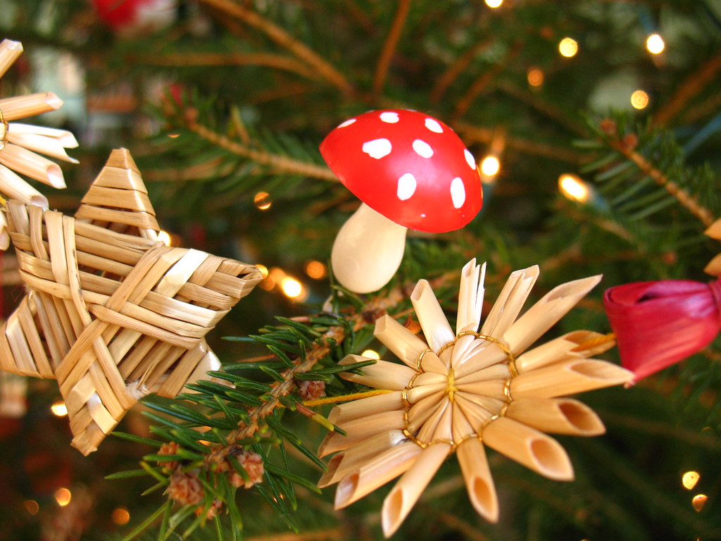 Photo Christmas Tree Ornaments