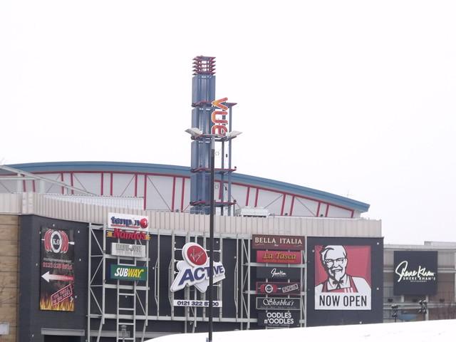 Birmingham Restaurants Near Broad Street