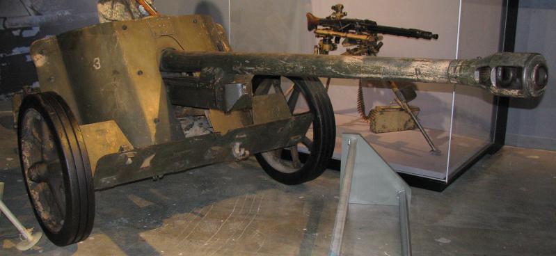German 50 Mm Anti Tank Gun: 50mm PAK 38 Anti-Tank Gun