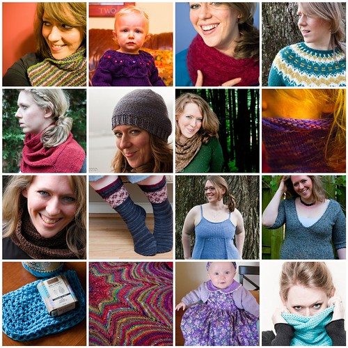 2010 Knits... I was selfish this year. | by LollyKnit