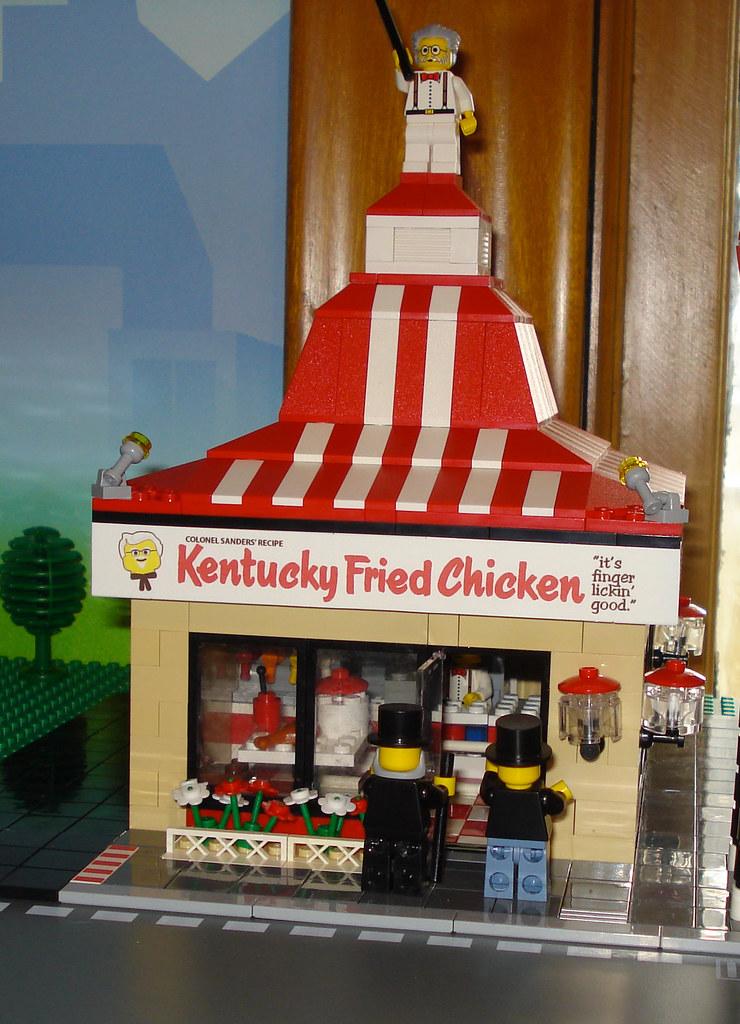 Pressure Cooker Kentucky Fried Chicken