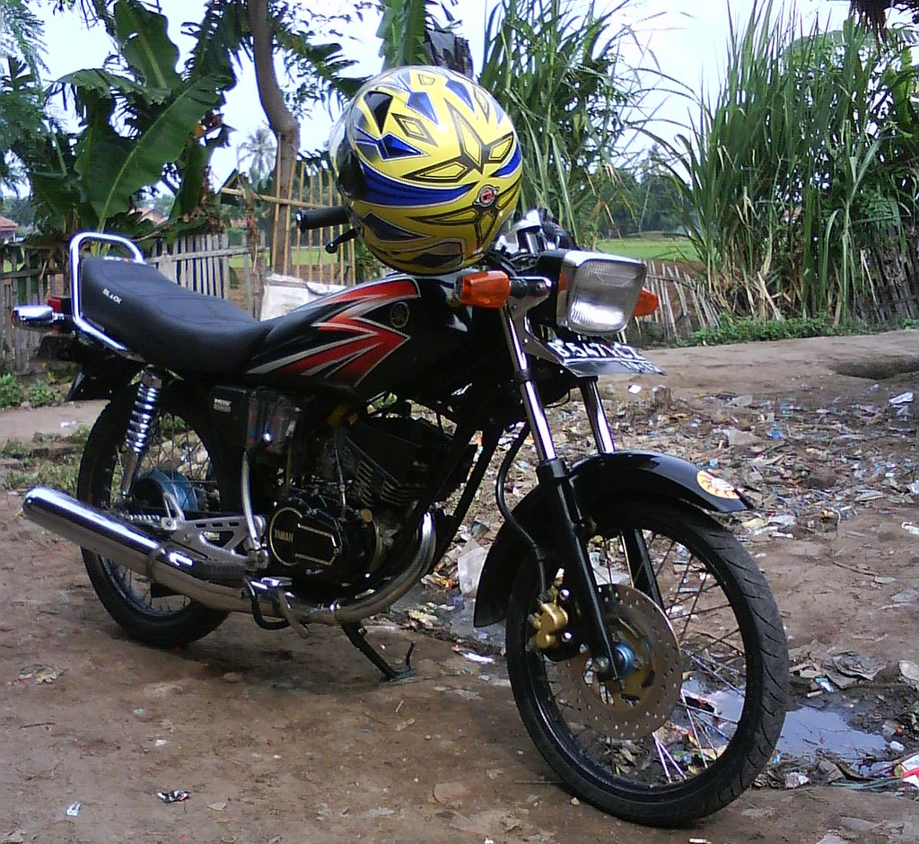 Yamaha Rx  Modified For Sale