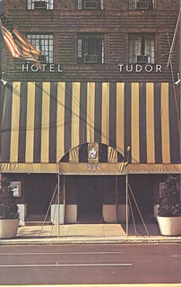 Hotel Tudor - New York, New York | by The Cardboard America Archives