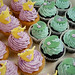 Princess & the Frog Cupcakes