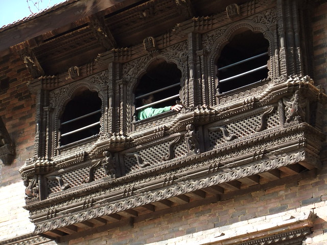 Bhaktapur window nepal flickr photo sharing for Window design in nepal