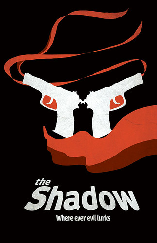 "Warren Ellis ""the shadow"" cover 