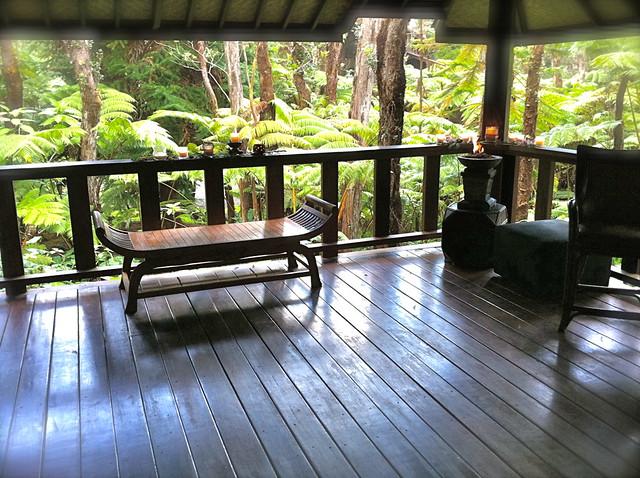 Rainforest Food Pavilion Menu
