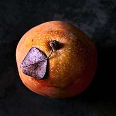perfectly imperfect pear