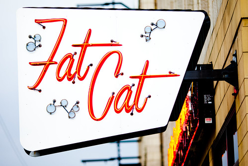 Fat Cat | by Thomas Hawk