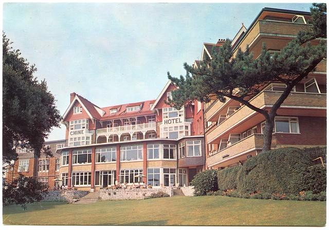 The chine hotel boscombe bournemouth flickr photo for Chaine hotel