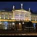 Teatro Nacional at Blue Hour