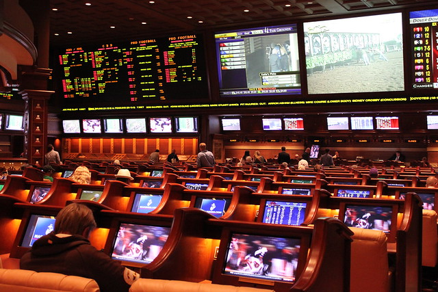 Sportsbook At The Wynn Flickr Photo Sharing