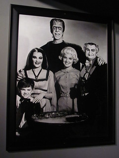 Photo of the Munsters at the Universal House of Horrors | by Castles, Capes & Clones