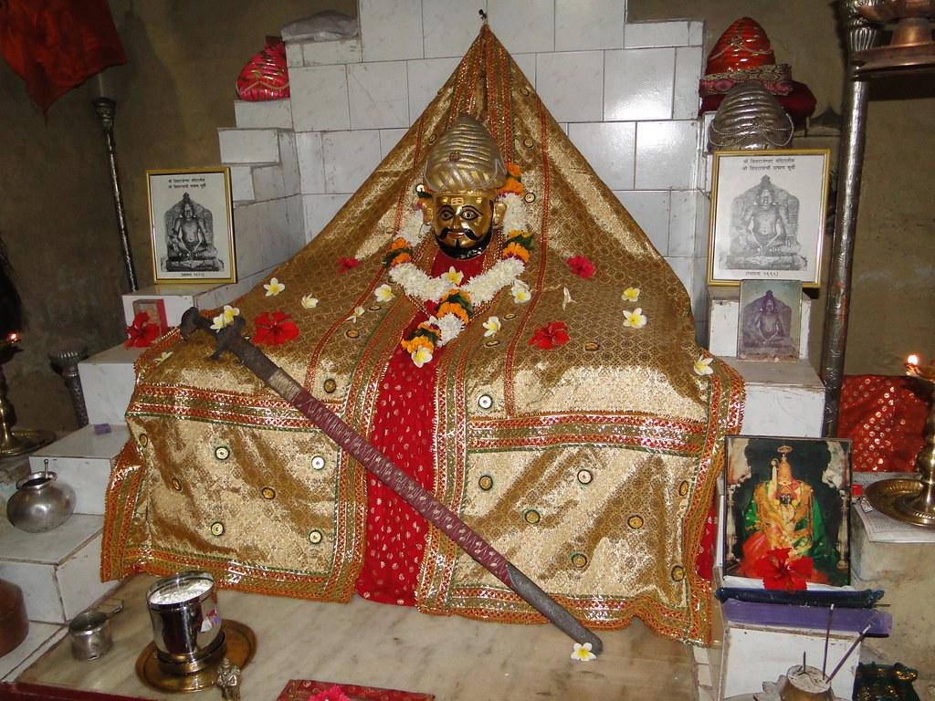 shivaji maharaj s temple on sindhudurg fort ankur p flickr