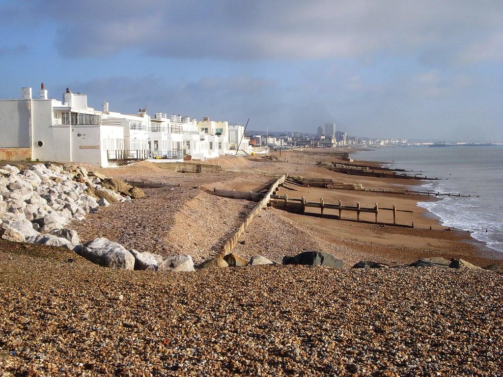 On the beach of the dead sea - 3 5