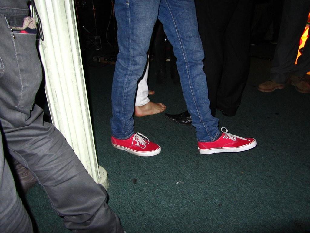 Vans Authentic On Feet