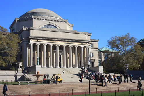 Columbia University | by janingar