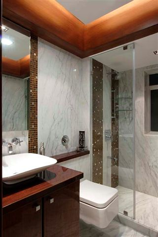 Bathroom designs sink by mahesh punjabi interior designe for Bathroom designs in india pictures